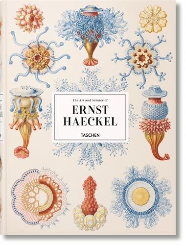 The Art And Science Of Ernst Haeckel (Extra Large) por Rainer Willmann