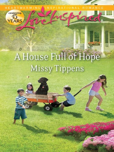 A House Full of Hope (Love Inspired) (English Edition) - Twin Tippen