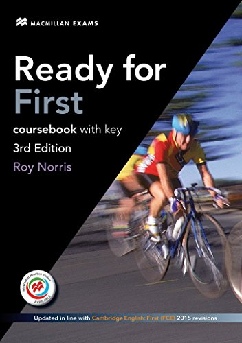 Ready for First (FCE). Student's Book Package with MPO with Key by Roy Norris (4-Sep-2013) Perfect Paperback
