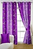 HOMEC Trendy Printed Curtain Set of 2 (S...