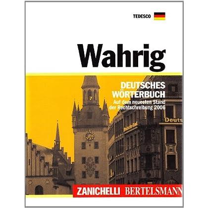 Wahrig. Deutsches Wörterbuch