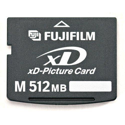 Fujifilm xD-Picture-Card H 512 MB