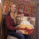 Kalea Bier-Adventskalender internationale Biere & Verkostungsglas - 7