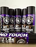 6 Stück No Touch Wet`n Protect 500 ML Reifenglanz
