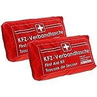 The Drive - 2x Verbandtasche DIN 13164-2014 (rot) preisvergleich bei billige-tabletten.eu