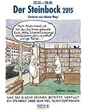Steinbock 2015: Sternzeichen-Cartoonkalender