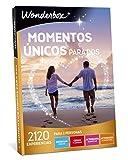 WONDERBOX Caja Regalo -Momentos ÚNICOS para Dos- 2.120 experienc