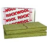 40mm Rockwool Frontrock Max E 3,6m² Steinwolle Putzträgerplatte Fassadendämmung Wärmedämmung Fassade Laibung Dämmung