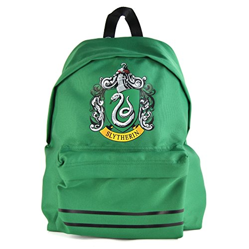 Harry-Potter-Rucksack-Backpack-Slytherin