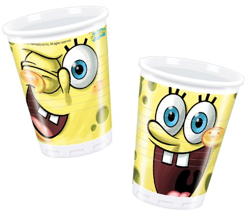 SpongeBob Partybecher 'SpongeBob Party'