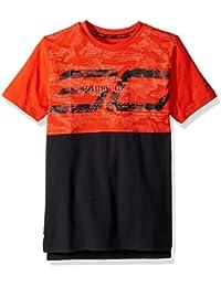 68ea6a7e5ad7c Under Armour Sc30 - Camiseta de Manga Corta para niño