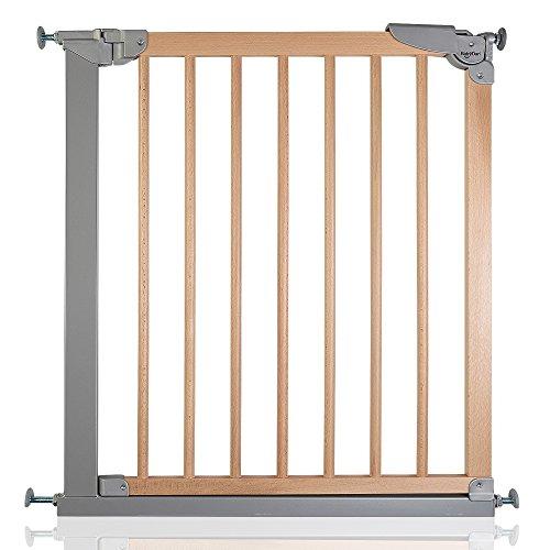 BabyDan Designer - Bebé Puerta de la Escalera Barrera de Seguridad, 69,1...