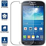 TPC® Protector Pantalla Cristal Templado 9H, Borde Biselado 2.5D, para Samsung Galaxy Grand Neo Plus I9060/ tempered glass
