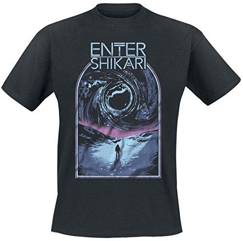 Enter Shikari Sky Break T-Shirt nero M