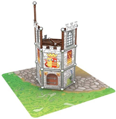 Imagen 4 de Giochi Preciosi 601050 - Geomag Castillo 163 Piezas