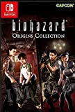 Resident Evil Origins Collection Nintendo Switch US Import uncut