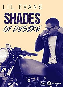 Shades of Desire par [Evans, Lil]
