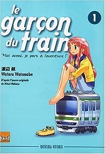 Le garcon du train : Moi aussi je pars à l'aventure Edition simple Tome 1