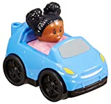 Fisher-Price Little People Wheelies - Tessa and Car
