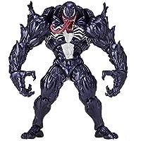 Gurren Lagann Figure- Venom Eddie Brock Série No.003 Pour Kaiyodo Super Garage Kit Pour Enfants Jeux Décoration Enfants