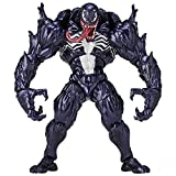 Figure- Venom Eddie Brock Series No.003 Per Kaiyodo Super Garage Kit Per Bambini Giochi Decorazione Kids
