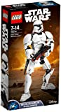 LEGO Constraction Star Wars First Order Stormtrooper Building Set