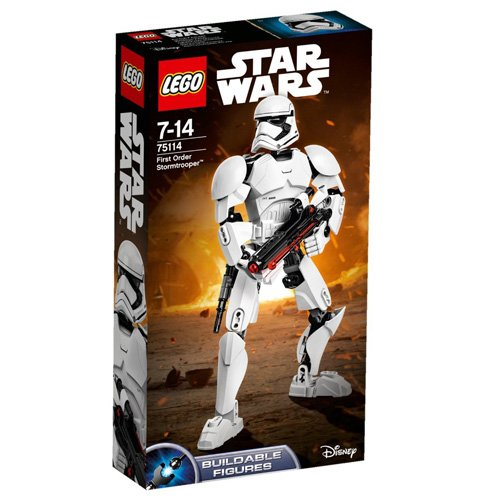 LEGO-75114-Constraction-Star-Wars-First-Order-Stormtrooper-Building-Set-Multi-Coloured