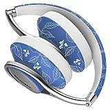 WWGG Auricolare Bluetooth Senza Fili, Cuffia USB Stereo Ricarica 33 Ore Riproduzione a Mani libere HiFi 3, 5mm Audio per PC Portatile Pad Tablet Smartphone,1