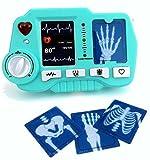 ⛑ Spielzeug EKG - und Röntgen Gerät mit realistischer Funktion- darf in keinem Spielzeug Arztkoffer fehlen ⛑