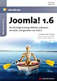 Joomla! 1.6 - Video-Training. 6 Stunden Video-Training