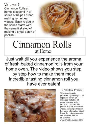Preisvergleich Produktbild Cinnamon Rolls at Home