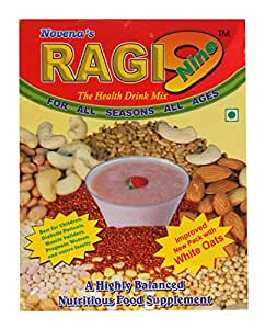 Ragi9 Health Drink Mix Food Supplement 200g Pack of 2