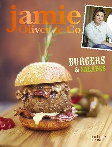 Burgers, barbecues et salades: Jamie Oliver & Co (Burger Bar)