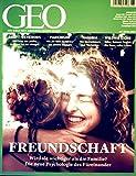 Geo Magazin 2015, Nr 06 Juni - Freundschaft, Tal der Könige, Parkinson, Namibia, Eiche - ein Baum voller Leben - Christoph Kucklick