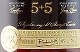 Dos Maderas PX 5+5 Years Old Aged Rum mit Geschenkverpackung mit 2 Gläsern (1 x 0.7 l)