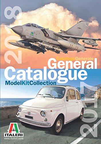 Italeri catalogo generale 2017y 2018