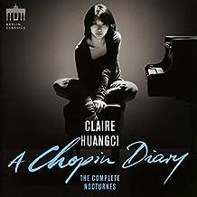 Chopin : Intégrale des nocturnes. Huangci.