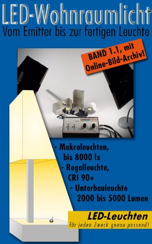 LED-Wohnraumlicht, Band 1.1