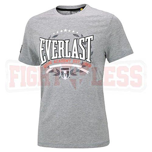 everlast tshirt Everlast Boxen T-Shirt Boxing Academy (grau, L)