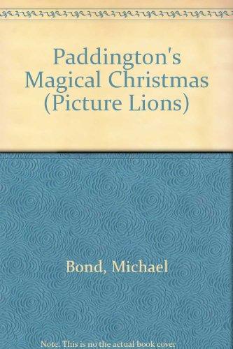 Paddington's magical Christmas.