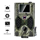 Best Hunting Cameras - Distianert Trail Game Camera Wildlife Hunting Camera Review