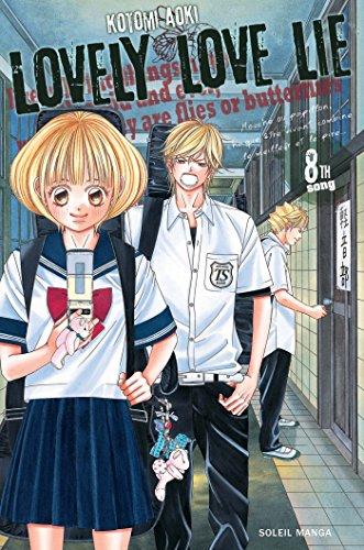Lovely Love Lie Vol.8 par AOKI Kotomi
