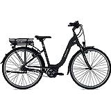 Falter E-Bike E 9.0 Wave 28 Zoll 55 cm schwarz-matt Rücktrittbremse