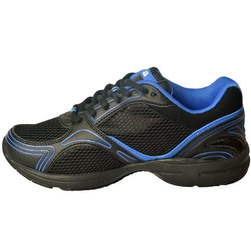 Gola Active New da donna traspirante palestra sport corsa Athletic scarpe taglia UK 45678 Black & Navy Blue