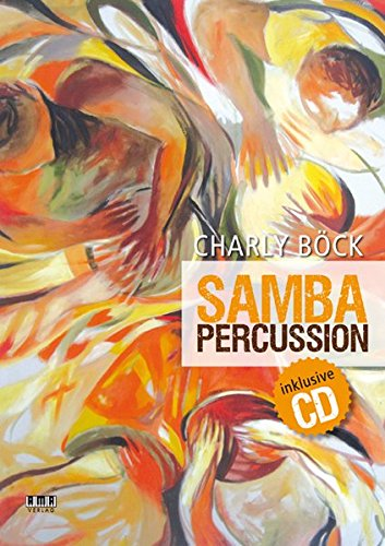 Samba Percussion: inkl. CD