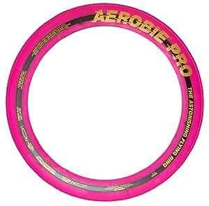 Aerobie Pro Ring Flying Disc (Frisbee) (33cm) - Rose