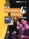 Physique Chimie 4e - Collection Regaud - Vento Manuel de l'élève - Edition 2017
