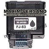 1x MAXIMPRINT XXL Tinten-Patrone kompatibel zu FAX-Patrone Olivetti FJ-83 XL (B0797) BLACK SCHWARZ B0797 FAX LAB 650 680 Tintenpatrone XXL
