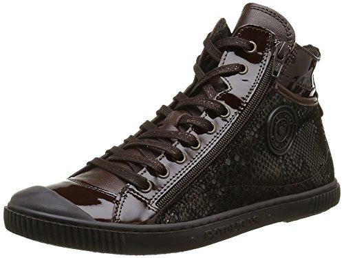 Pataugas Bono/S F4b, Sneaker Basse Donna Marron (Choco)