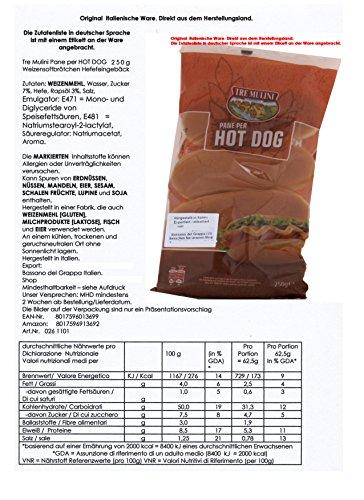 Hotdog-Schalen 4er Pack
